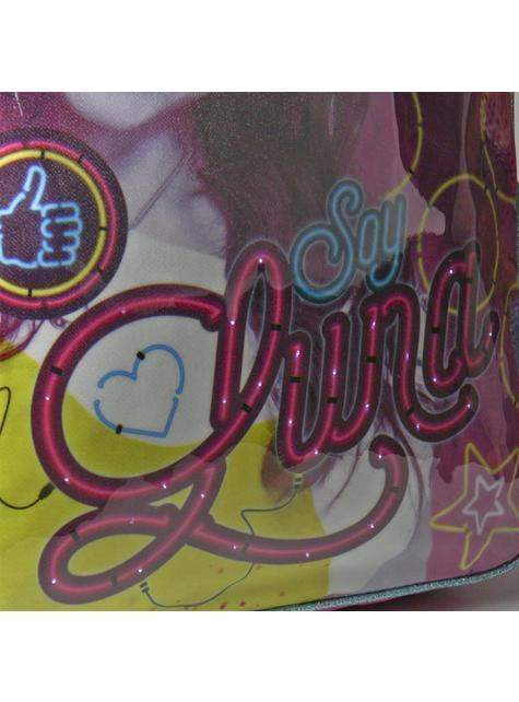 Mochila escolar con luces Luna - Soy Luna - comprar