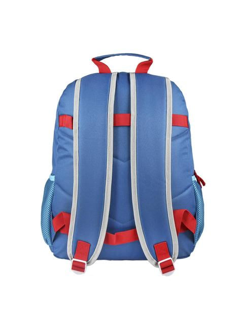 Spiderman school backpack with lights