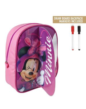 Ghiozdan interactiv Minnie - Mickey și Super Piloții