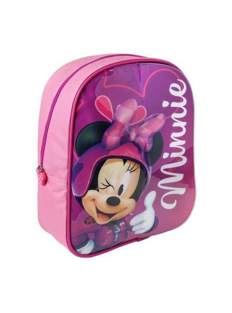 Mochila interactiva Minnie - Mickey y los Superpilotos - oficial