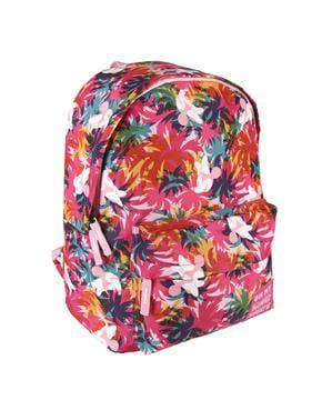Plecak szkolny Myszka Minnie z kwiatami - Disney