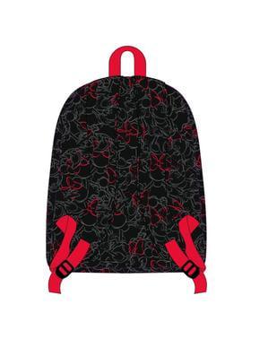 Školní batoh Minnie Mouse s čelenkou - Disney