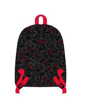 Minnie Mouse with bow school backpack - Disney