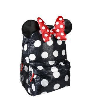 Minnie Mouse kjole og sløjfe skole rygsæk - Disney