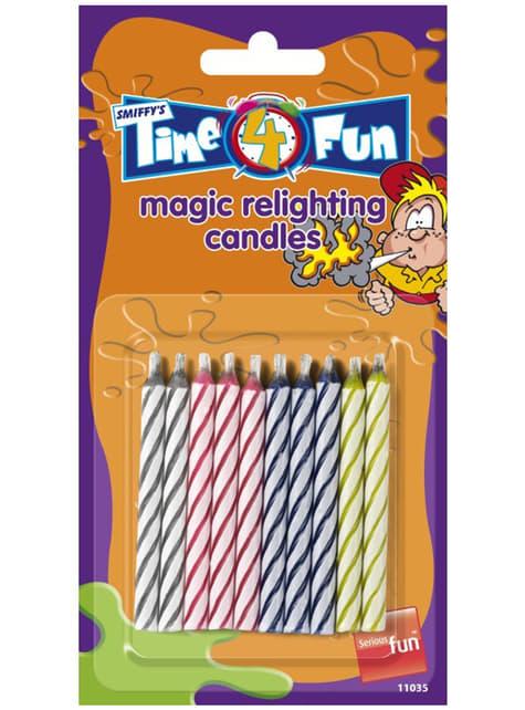 Lumânări magice