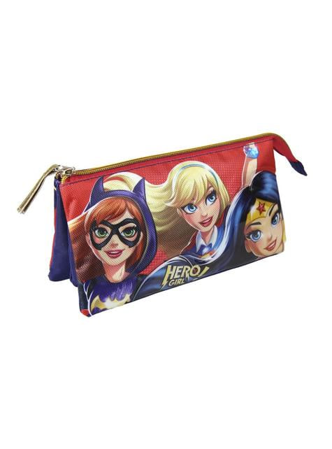 Astuccio piano Dc Super Hero Girls