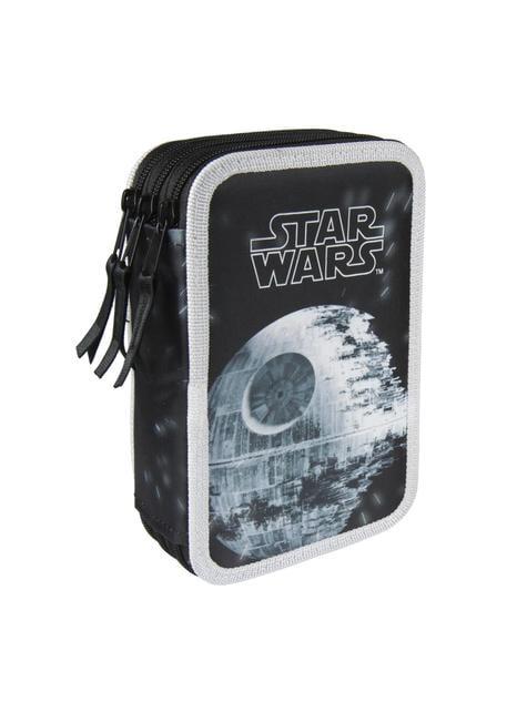 Piórnik premium Star Wars 3 przegródki