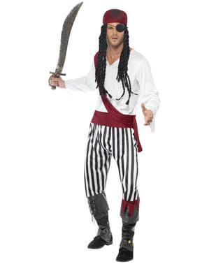 Pirat kostyme mann