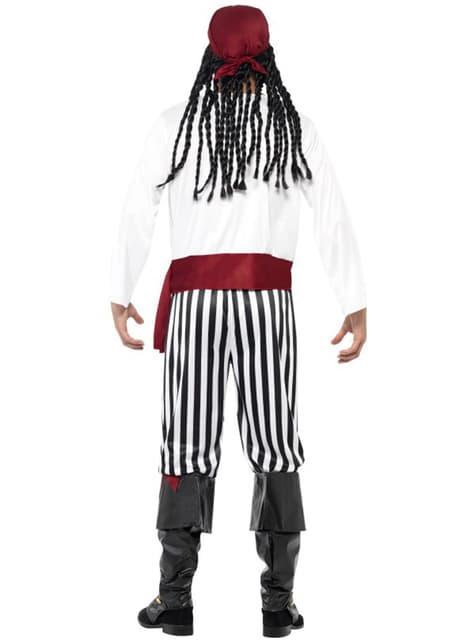 Strój pirata dla mężczyzny