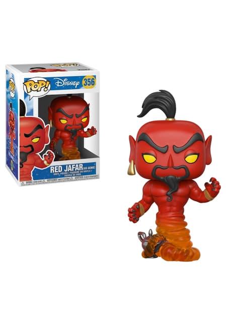 Funko POP! Jafar rojo - Aladdin