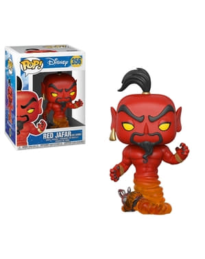 Funko POP! Jafar red - Aladdin