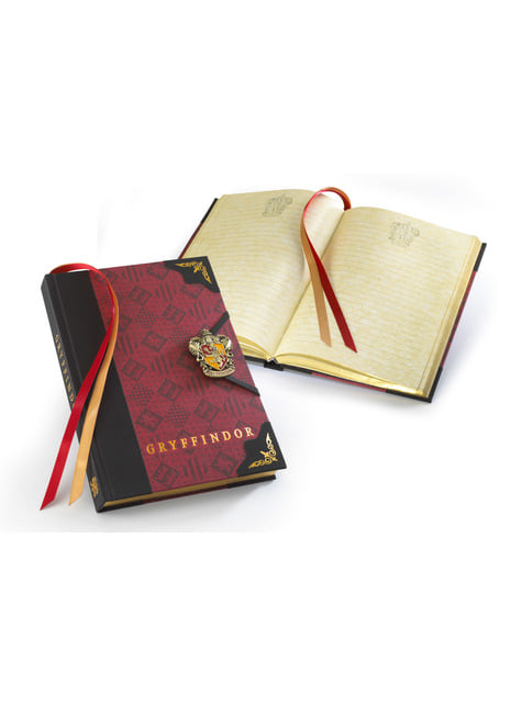 Diario de Gryffindor Harry Potter