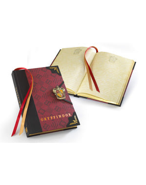 Griffoendor dagboek Harry Potter