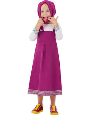 Masha Costume - Masha and the Bear