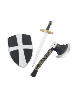 Crusader 3 Piece Set