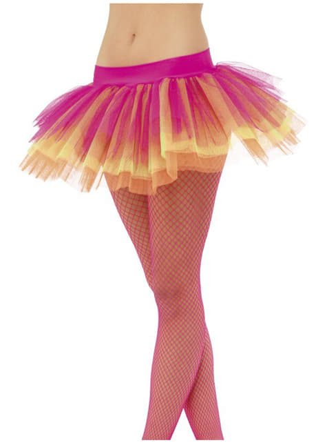 Multicoloured Tutu Petticoat