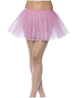 Pinkki tutu alushame