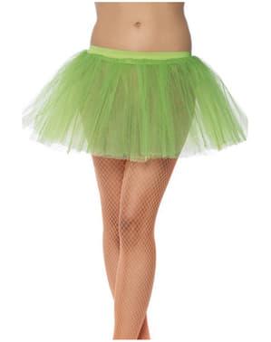 Neon Green Tutu Petticoat