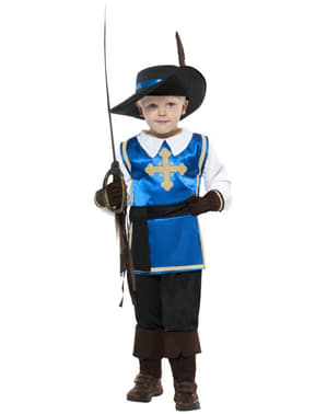 Brave Musketeer Costume for Boys