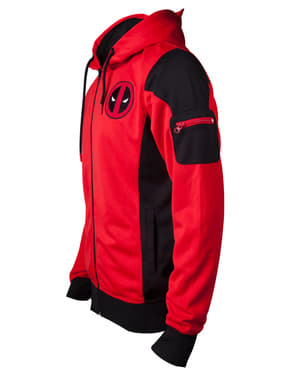 Sweat Deadpool homme