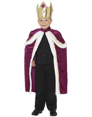 המלך בוי תלבושות
