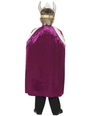 Konge Gutt Kostyme