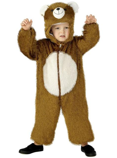 Strój niedźwiedź dla dzieci