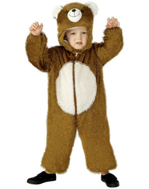 Bärenkostüm Onesie für Kinder