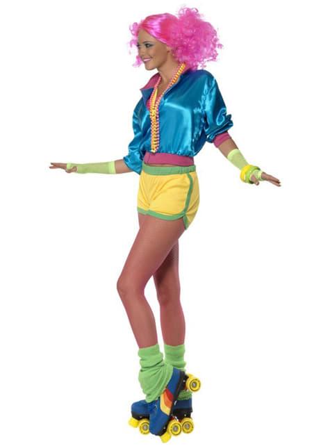 Disfraz de patinadora - original