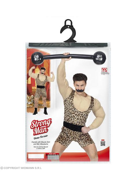 Déguisement Costaud de Cirque homme