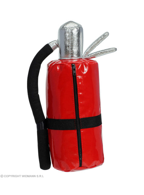 Bolso con forma de extintor - para tu disfraz