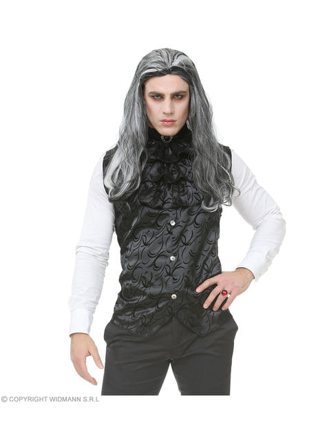 Chaleco gótico para hombre - traje