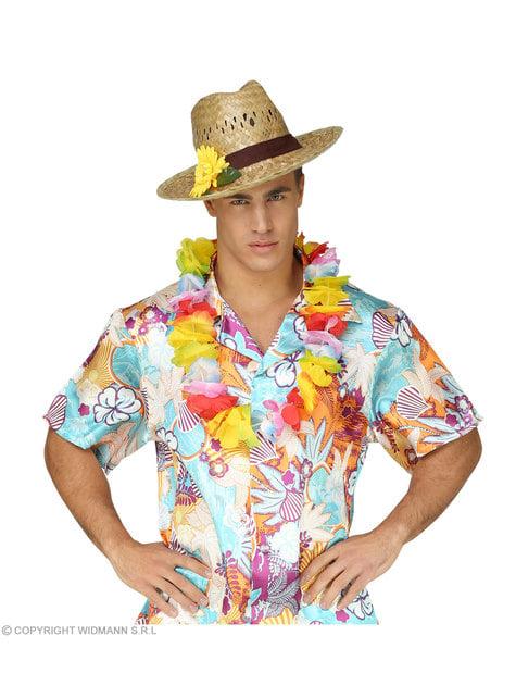 Sombrero de paja con girasol - barato