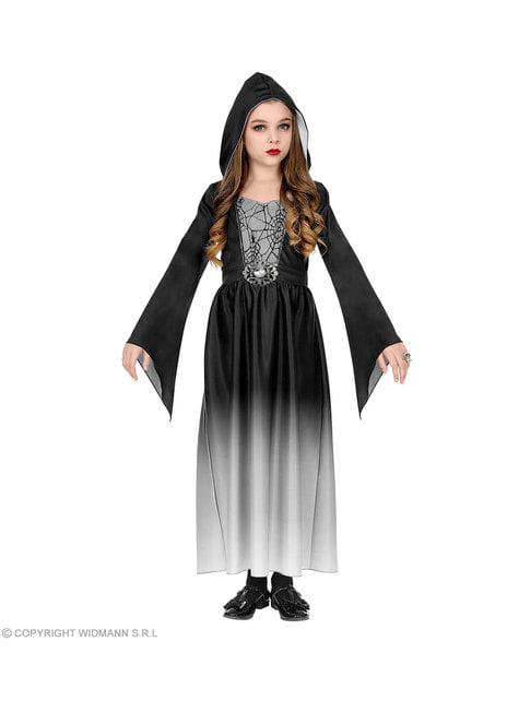 Gotik Kostüm für Mädchen