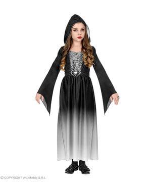 Dívčí kostým gotická dáma