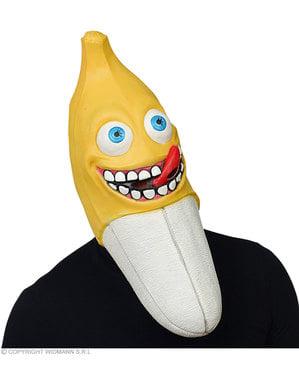 Eng banaan masker voor volwassenen