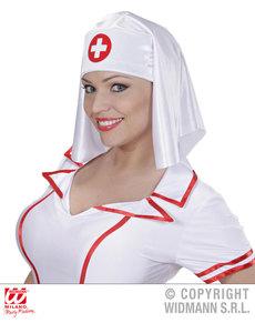 Cofia de enfermera para mujer