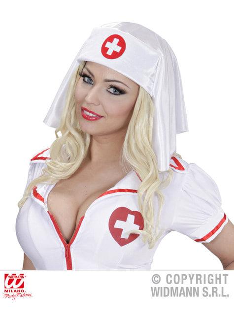 Cuffia da infermiera per donna