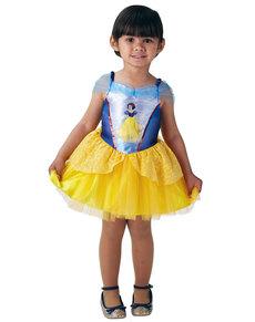 Costum Albă ca Zăpada Ballerina pentru fată