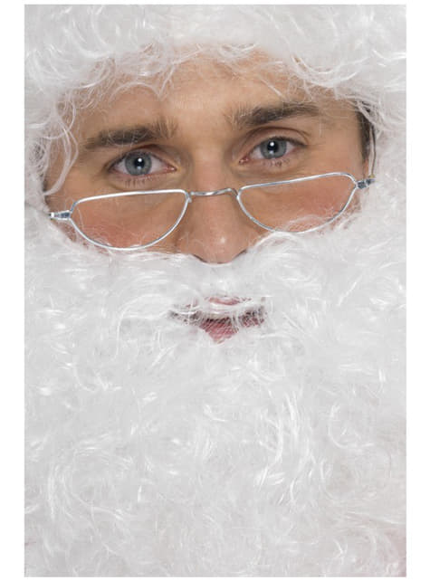 Santa Half-Moon Glasses.