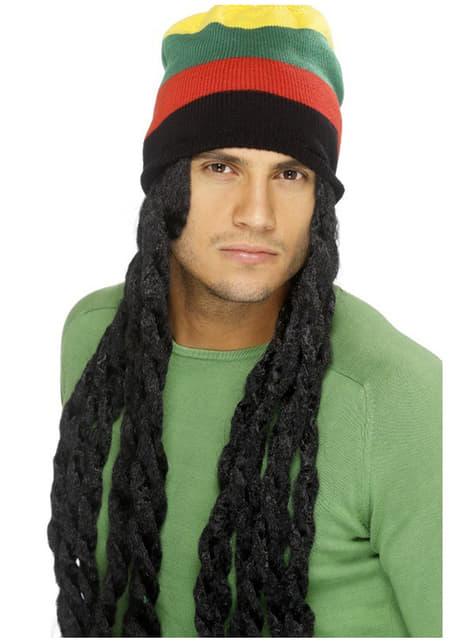 Rastafariánská čepice