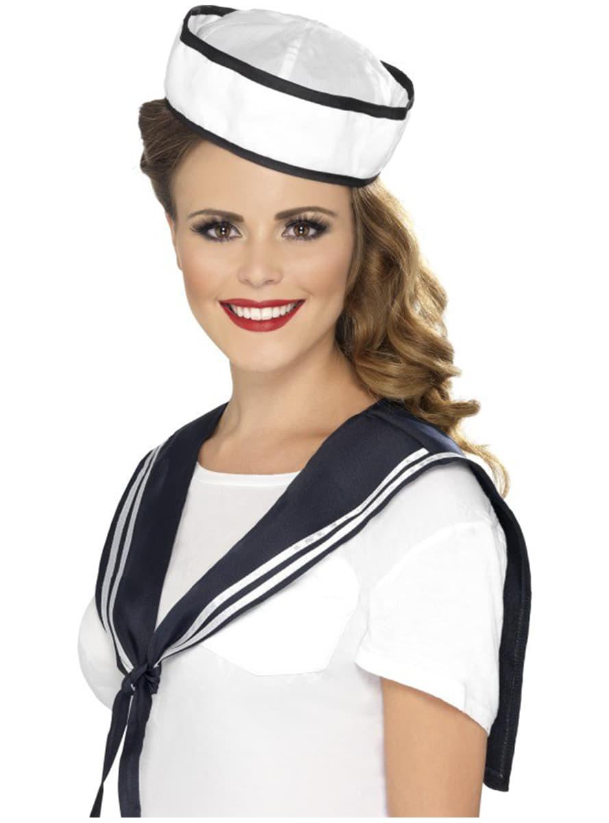 Zestaw marynarz dla kobiety przesy ka ekspresowa funidelia - Disfraz marinera casero ...
