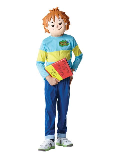 Disfraz de Horrid Henry para niño