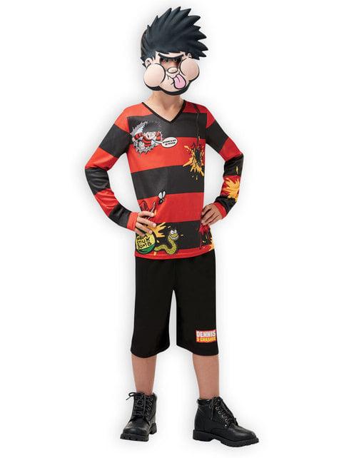 Chlapecký kostým Denis - Postrach okolí