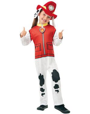 Costum Marshall classic pentru copii - Patrula Cățelușilor