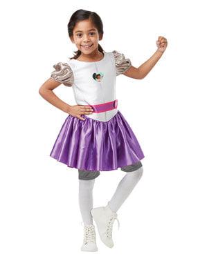 Disfraz de Nella Caballero para niña - Nella Una Princesa Valiente