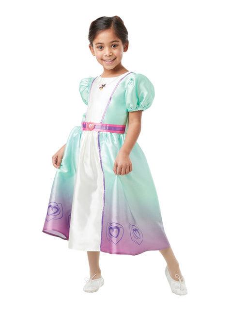 Nella costume for girls - Nella the Princess Knight
