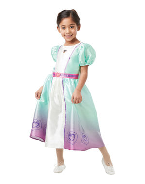 Nella costume for girls - Nella the Princess Knight