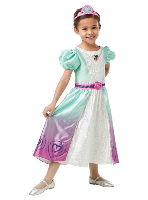 Deluxe Nella costume for girls - Nella the Princess Knight