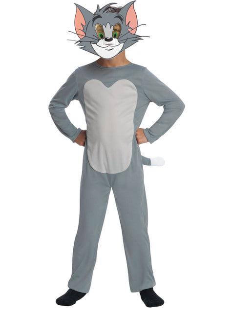 Fato de Tom classic infantil - Tom e Jerry